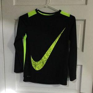 Nike Tee Longsleeve Boys Medium